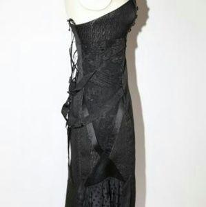 BCBG Maxazria RunwayStrapless CorsetGown Dress
